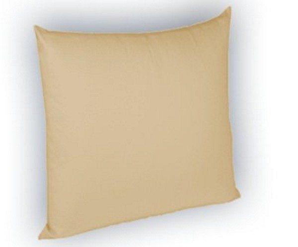 Perna decorativa crem 40×40 cm
