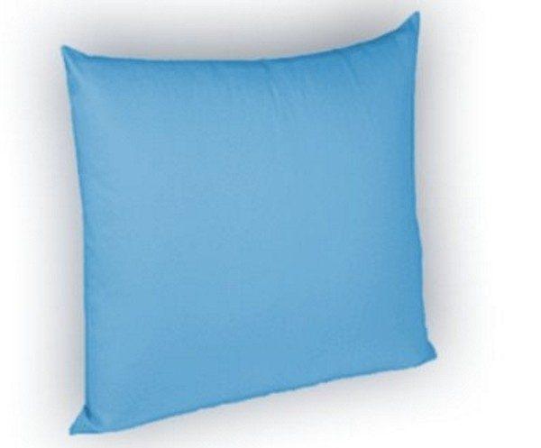 Perna decorativa albastru 40×40 cm