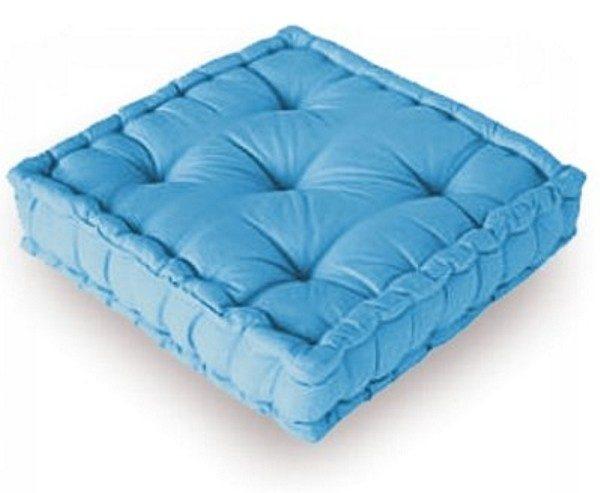 Perna gradina bleu 40x40x8