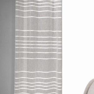 Draperie cu inele Glenda natur 245×135